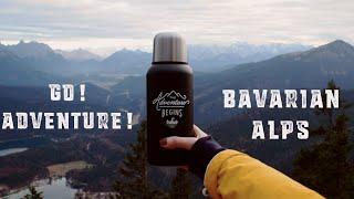видео Баварские Альпы