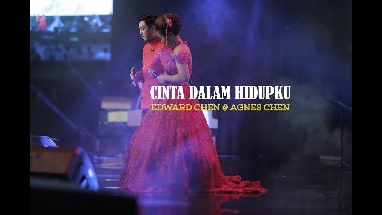 Cinta Dalam Hidupku #CDH ( Lagu Cinta Terbaru 2018 ) - Edward Chen 陳國富 ft. Agnes Chen