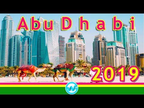 Abu Dhabi City Tour 2018 | World's most beautiful Capital | UAE Capital | Dubai 2018