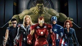 Minecraft: Avengers Hulk vs. Hawkeye