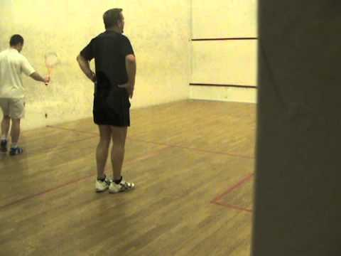 Mount Murray Open 2013 - Malcolm vs Kevin