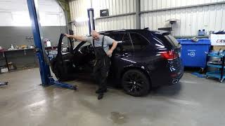 видео Тюнинг и аксессуары BMW X5 E70 2006-2013