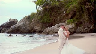 Amazing story of fate | Puerto Vallarta, Mexico Destination Wedding will Make You Cry