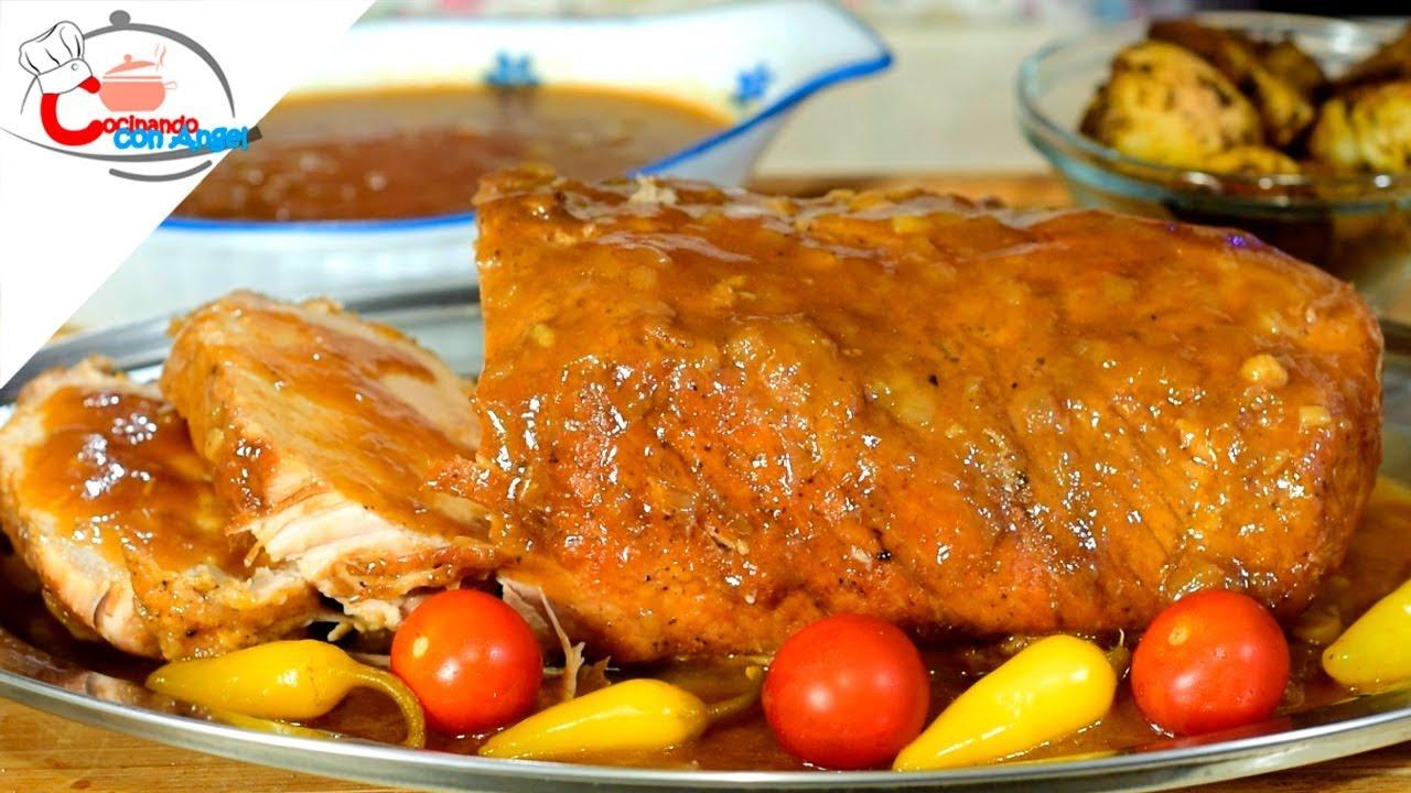 El Más Delicioso Lomo De Cerdo Sin Horno Recetas De Navidad