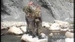 Вч 27210 Дагестан 2004 год. 77-я ОБрМП.1 часть.