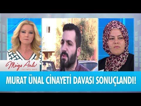 Murat Ünal cinayeti davası sonuçlandı - Müge Anlı İle Tatlı Sert 30 Nisan 2018