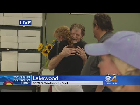 Supreme Court Sides With Colorado Baker In SameSex Wedding Cake Case
