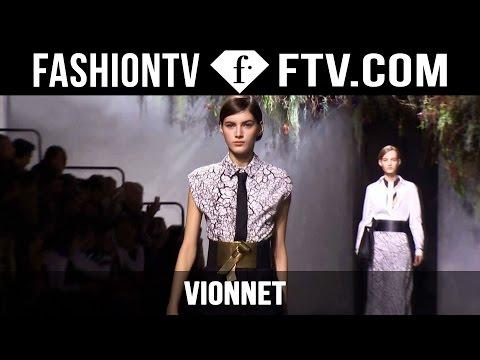 Vionnet Fall/Winter 2015 First Look | Paris Fashion Week PFW | FashionTV