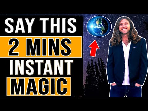 Incantations + Affirmations | The Ancient Law of Attraction Technique