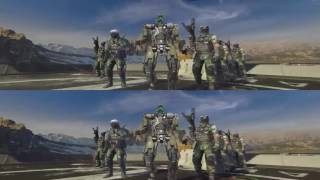 Call of Duty infinite warfare multiplayer splitscreen