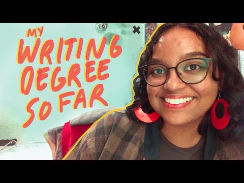 5 Things I've Learned From My Writing Degree (so far)