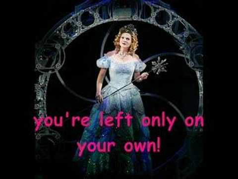 No One Mourns the Wicked - Karaoke