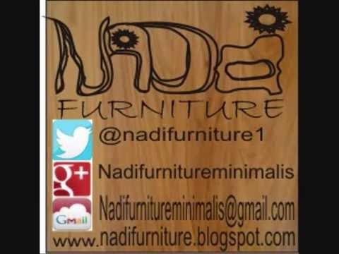 Nadi Furniture Minimalis Youtube