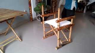 RESTAURANT DINING TABLE AND CHAIR