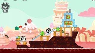 Video Angry Birds Birdday Party Cake 4 Level 6 Walkthrough 3 Star download MP3, 3GP, MP4, WEBM, AVI, FLV Agustus 2018