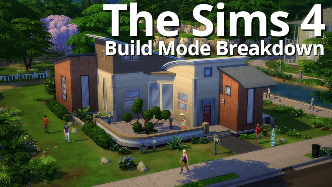 The Sim Supply Builds