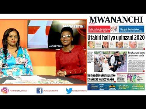 MCL MAGAZETINI APRIL 23, 2018: UTABIRI HALI YA UPINZANI 2020
