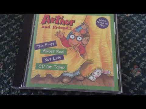 Arthur And Friends: The First Almost Real Not Live CD (or Tape): Arthur vs. the Piano