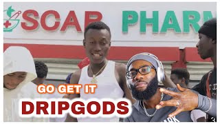 Download DripGods -Go Get It ( Official video) *FREEZY REACTION*