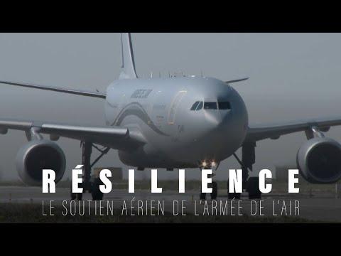 RÉSILIENCE : le soutien aérien de l'Armée de l'air