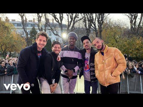 Youtube: Black M – Il était une fois… Le concert (Live au Lycée Victor Duruy) ft. Bigflo & Oli