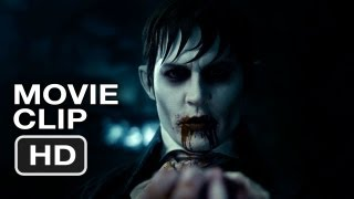 Dark Shadows Movie CLIP - Look Into My Eyes (2012) Johnny Depp, Tim Burton Movie HD