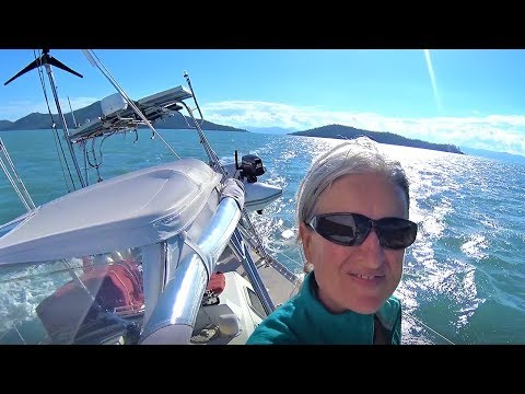 POST CYCLONE HONEYMOON - STRANGE DISCOVERIES! (Sailing SV Sarean) EP.10