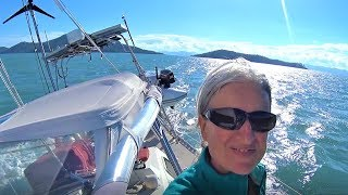 STRANGE DISCOVERIES on One Foot Island! (Sailing SV Sarean) EP.10