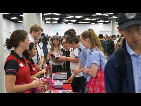 Expo Action at National Young Leaders Day Sydney 2017