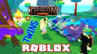 ROBLOX DRAGON ADVENTURES TRADING TWINS! Giving Away Dragons, Zyana is Misbehaving + Why no Equinox!?
