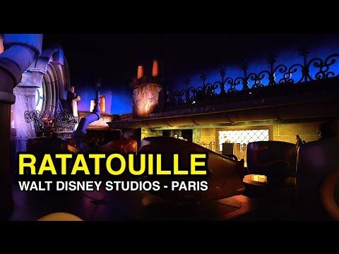 [4K] Ratatouille: The 4D Culinary Adventure - Walt Disney Studios (Paris, France)