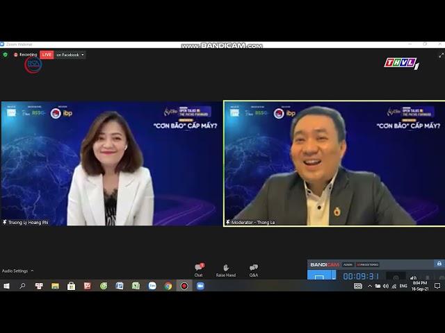 Diễn đàn CEO Việt Nam 2021: Cơn bão cấp mấy?