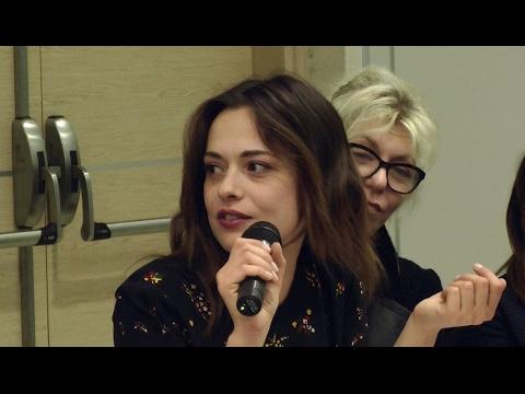 Valeria Bilello attrice nel film Beata Ignoranza