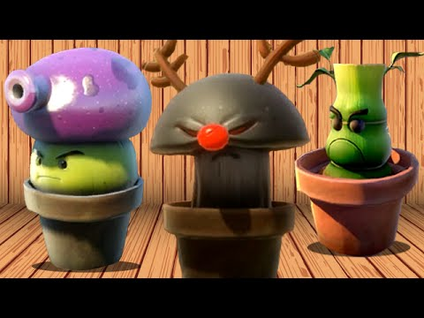 Thumbnail: Plants vs. Zombies: Garden Warfare - Every Spawnable Plant!