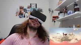 [Blind VR Reaction] Clash of Clans: Hog Rider 360°