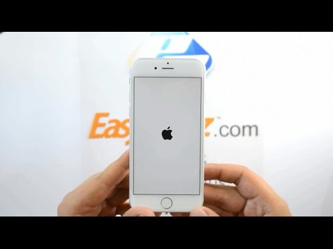 iPhone 6 Silver 64GB – unboxing and hands on review! iOS 8 activation and setup