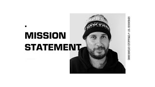 Mission Statement Episode 17: William Strobeck