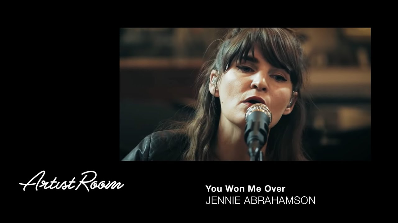 Download Jennie Abrahamson - You Won Me Over (live) - Baggpipe Studios