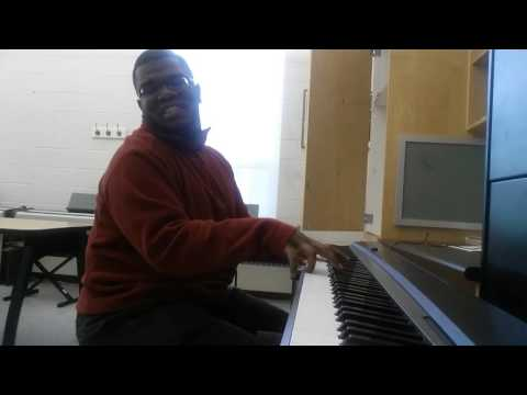 Terrance Shider Always And Forever Piano Cover