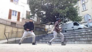 Janet Jackson ft. Missy Elliott - BURNITUP! CHOREOGRAPHY By Saïd-Amar