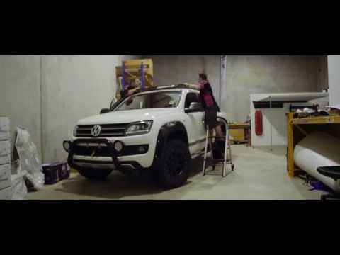 Wolf 4x4 Amarok Dark Label Build