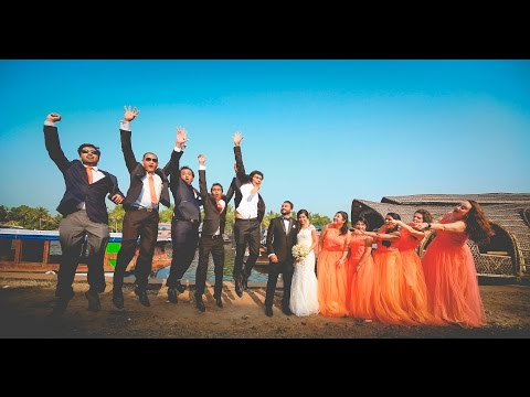 Unique  JOE & ANNE Kerala  Destination Wedding  Film from TGO WEDDING FILMS 2017