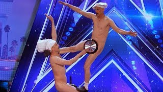 'America's Got Talent' First Look: 'Men With Pans' Take the Stage... Naked!