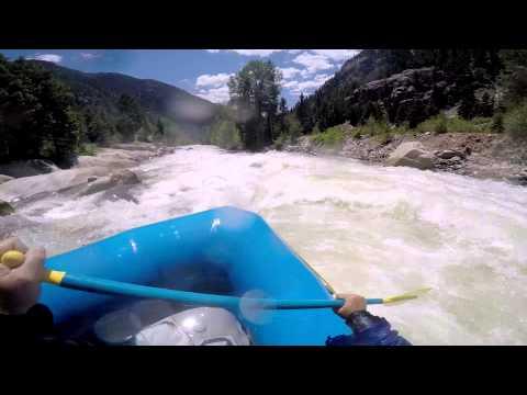 Rafting Upper Animas River