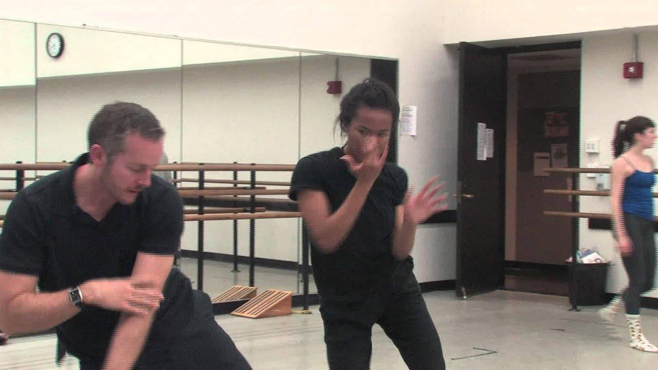 New Dances Edition 2011: Juilliard Dance (Video by Nan Melville)