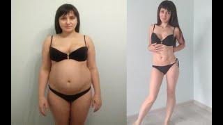 Как я похудела на 20 килограмм? Мощная мотивация! Как быстро похудеть?