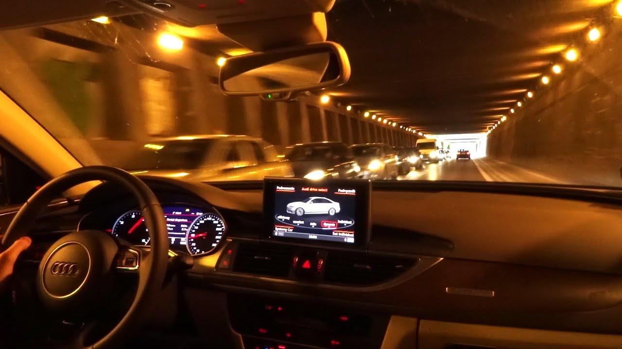 2016 Audi A6 S6 Quattro 30 TDI BiTurbo Acceleration 060 Revs