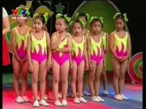 """""""Nhịp điệu tuổi thơ"""" TH Cẩm Thanh và TH Cẩm Phô phát ngày 30 11 2013"""