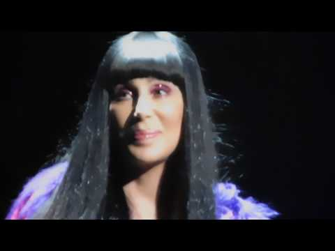 Classic CHER I GOT YOU BABE opening 2017 by Adriano