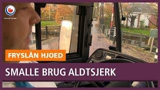 REPO: Alternatief gezocht voor busroute over smalle brug Aldtsjerk